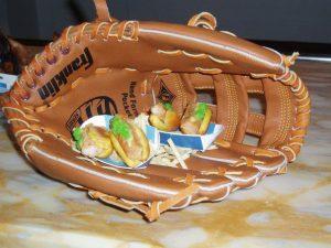 Lobster Hot Dogs Baseball Gloves