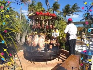 The Dome Grill Bbq At Faena Passover 2019